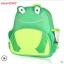 (กบ) กระเป๋าเป้ zoo pack พิเศษรุ่นซิปเป็นรูปสัตว์ตามแบบกระเป๋าค่ะ thumbnail 1