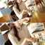 เสื้อเชิ้ตแฟชั่นทำงานผู้หญิงแขนยาวลูกไม้สีขาว ปกสีชมพูโอรส thumbnail 21