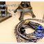 สายหูฟังเกรดพรีเมี่ยม เพียวทองแดง 5N ถัก8 คุณภาพเยียม (MMCX) (Yin Yang) thumbnail 3