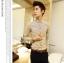 เสื้อผ้าผู้ชาย   เสื้อเชิ้ตผู้ชาย เสื้อเชิ้ตแฟชั่นชาย แขนยาว แฟชั่นเกาหลี thumbnail 2