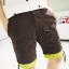 กางเกงผู้ชาย | กางเกงแฟชั่นผู้ชาย กางเกงขาสามส่วน แฟชั่นเกาหลี thumbnail 1