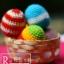 แพทเทิร์นตุ๊กตาถักกระต่ายน้อยอีสเตอร์ (Easter Bunnies) thumbnail 4
