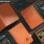 ZE | PASSPORT HOLDER ซองพาสปอร์ตหนังแท้ หนังวัวฟอกฝาดพื้นญี่ปุ่น งานเย็บมือทั้งใบ !! thumbnail 3