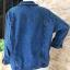 ขายส่ง:เสื้อคลุมแจ็คเก็ตยีนส์แท้แบบเก๋ๆสวยๆ/อก49 thumbnail 2