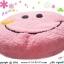 เบาะรองนั่งแฟนซี-พระจันทร์ยิ้ม-สีชมพู thumbnail 2