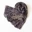 ผ้าพันคอลายหัวใจ : Cute Little Heart ผ้าชีฟอง size 160x75 cm thumbnail 8