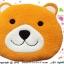 เบาะรองนั่งแฟนซี-หมี-สีส้ม thumbnail 2