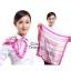 ผ้าพันคอจัตุรัส ผ้าพันคอ uniform รหัส S12 - size 60 x 60 cm thumbnail 1