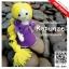 แพทเทิร์นตุ๊กตาถักราพันเซล (Amigurumi Rapunzel Pattern) thumbnail 1