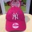 (พรีออเดอร์ )New Era NY 9Forty Cap Pink thumbnail 1