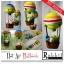 แพทเทิร์นตุ๊กตาถักบอลลูนและผู้โดยสารทั้งแปด thumbnail 1