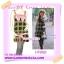 อก 36-42 สาวอวบห้ามพลาด! LTB161: สไตล์สาวเกาหลี สาวอวบสวยได้ด้วยเสื้อตัวยาว/แซกสั้นผ้าชีฟองลายสก๊อตหวานๆเก๋ด้วยโบใหญ่ซาตินน่ารักมา แพทเทิร์นเกาหลีGr thumbnail 1