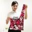 ผ้าพันคอสำเร็จรูป ผ้ายูนิฟอร์ม uniform ผ้าไหมซาติน : L57 thumbnail 3