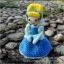 แพทเทิร์นตุ๊กตาถักซินเดอเรลล่า (Amigurumi Cinderella Pattern) thumbnail 2