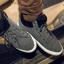 รองเท้าผู้ชาย   รองเท้าแฟชั่นชาย รองเท้าหนังกลับหุ้มข้อ แฟชั่นเกาหลี thumbnail 2