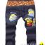 กางเกงผ้ายีนส์บาง ผ้านิ่มใส่สบาย (ลายมินเนี่ยน) thumbnail 1