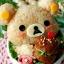 พิมพ์ไข่ต้ม ข้าวปั้น หน้าหมีคุมะ Rilakkuma แพ็ค 2 ชิ้น สามารถทำเป็นพิมพ์กดข้าว หรือ พิมพ์กดไข่ต้มก็ได้ thumbnail 5