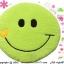 เบาะรองนั่งแฟนซี-พระจันทร์ยิ้ม-สีเขียว thumbnail 1