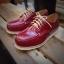รองเท้าผู้ชาย | รองเท้าแฟชั่นชาย Red Boat Shoes หนังชามัวร์ (หนังลูกวัวแท้) thumbnail 1