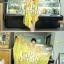ผ้าพันคอลายดอกไม้ Blossom Bloom : Yellow ผ้า Viscose - size 180x90 cm thumbnail 5
