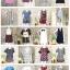 แพ็ค100ตัว:เสื้อ+เดรส+จั๊มสูท+เช็ท2ชิ้น+กางเกง+กระโปรง/คละแบบไม่มีซ้ำ thumbnail 2