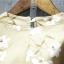 ชุด 2 ชิ้น เสื้อ+กระโปรงผ้าลูกฟูก (สีน้ำตาล) thumbnail 5