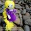 แพทเทิร์นตุ๊กตาถักราพันเซล (Amigurumi Rapunzel Pattern) thumbnail 4