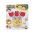 พิมพ์ทำข้าวปั้น รูปหมี กระต่าย แมว 3 สหาย thumbnail 1