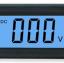 เกจวัดโวลท์ digital DC voltmeter 7-30V thumbnail 1