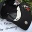 สินค้าพร้อมส่ง MLB KOREA CAP YANKEE สีดำ งานปักของแท้จากเกาหลี thumbnail 4