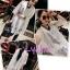 เอาใจสาวอวบ พร้อมส่งไซส์ 2XL 3XL ATA483 Forever21 Lace Long Top เสื้อตัวยาวลูกไม้สีขาว สวยเก๋ ใส่สบาย #568 thumbnail 2