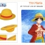 หมวกฟางลูฟี่ thumbnail 1