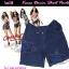 ไซส์38 เอาใจสาวอวบ #ขาสั้นยีนส์ที่กำลังฮิต# PB944 JeanShortPant กางเกงขาสั้นสวยยีนส์ แบบสวยเก๋ แต่งกระดุมเก๋ๆ สียีนส์น้ำเงิน thumbnail 1