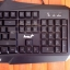 "USB Multi Keyboard ""NUBWO"" (NK-10) V.2 (Amoux Plus) Black thumbnail 8"