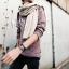 ผ้าพันคอผู้ชาย Man scarf ผ้า cashmere 180x30 cm - สี cream thumbnail 4