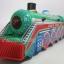 รถไฟสังกะสี สีเขียว thumbnail 1