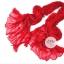 ผ้าพันคอแฟชั่น Cotton Candy : สี Red thumbnail 2