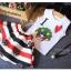 ชุดเสื้อกล้ามลายตุ๊กตาจีน + กระโปรง thumbnail 3