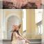 [พร้อมส่ง] เทรนด์แรงกับMaxi Dress:ADB103 ใหม่! ชุดแซก/แม๊กซี่เดรสสไตล์ VIVI ลายดอกสีหวานผ้าชีฟองแก้วชายเป็นชั้นๆ thumbnail 2