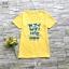 ส่ง:เสื้อยืดสีเหลือง/อก34 thumbnail 1