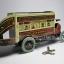 ของเล่นโบราณ รถบัส 2 ชั้น สีแดงไขลาน thumbnail 2
