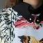เดรสดีแอนด์จีปกคอลล่าร์ D&G BLACK & WHITE COLLAR TUBE DRESS thumbnail 2