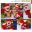 แพทเทิร์นตุ๊กตาถักซานตาคลอส thumbnail 3