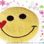 เบาะรองนั่งแฟนซี-พระจันทร์ยิ้ม-สีเหลือง thumbnail 2