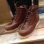 รองเท้าผู้ชาย | รองเท้าแฟชั่นชาย Brown Redwing replica หนัง Oiled Pull Up (หนังวัวแท้) thumbnail 1