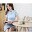 เสื้อเชิ้ตทำงานผู้หญิงแขนสั้น สีขาว thumbnail 14