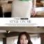 เสื้อทำงานผู้หญิงแขนสั้น ผ้าชีฟอง สีเขียว thumbnail 11