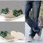 รองเท้าผู้ชาย | รองเท้าแฟชั่นชาย รองเท้าหนังกลับ แฟชั่นเกาหลี thumbnail 2