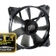 "FAN for Case 12cm. (Black) ""Cooler Master"" LED ( JetFlo ) thumbnail 2"