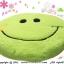 เบาะรองนั่งแฟนซี-พระจันทร์ยิ้ม-สีเขียว thumbnail 2